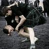 Iceland Team - Scottish Backhold Wrestling
