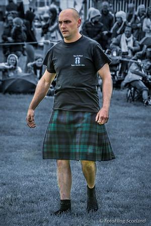 Andy Pratt - Scottish Backhold Wrestler