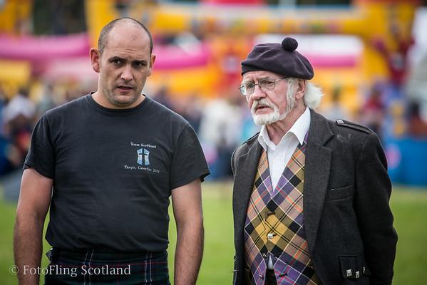 Aberfeldy Highland Games 2014