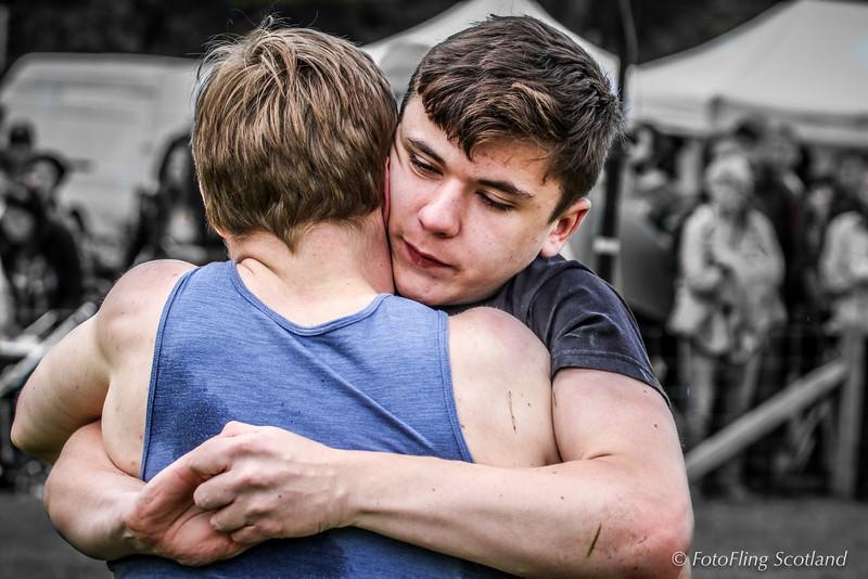 Wresters: Ben Johnstone & Greg Neilson