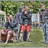 Backhold Wrestling at Helensburgh Highland Games 2013