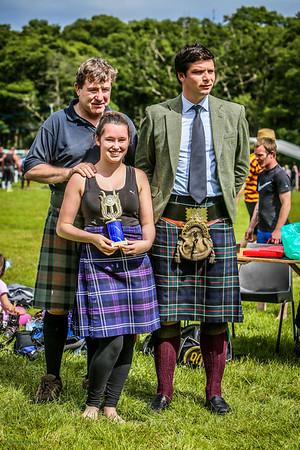 Prize Wrestler: Emma McDermott