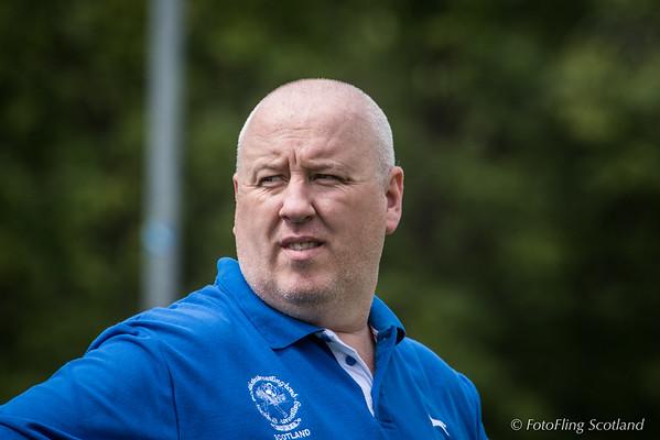 Gordon Mackie: Scottish Wrestling Bond