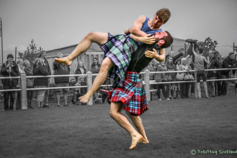 Backhold Wrestlers: Greg Neilson & Paul Craig