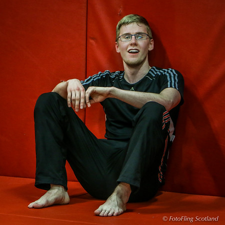 Icelandic Wrestler: Hjörtur Elí Steindórsson