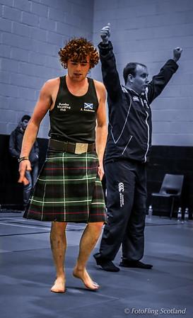 Jojo Anderson - Dundee Wrestling Club