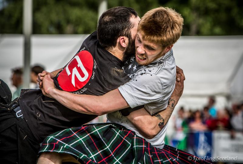 Wrestlers: Liam McGunnagle & Scott John Melia
