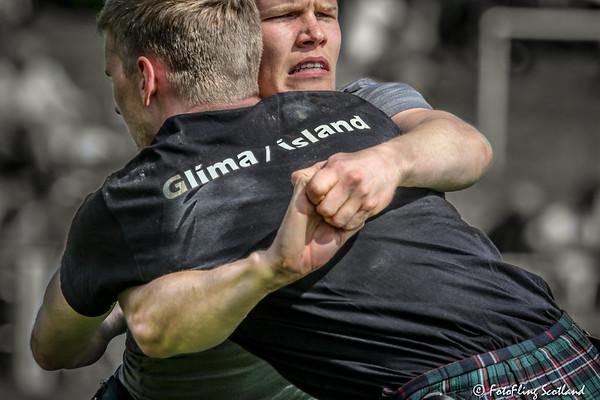 Lukas Kollozz Ost & Hjörtur Elí Steindórsson
