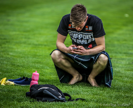 Texting Concentration