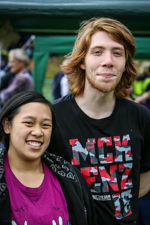 Mandy & Liam