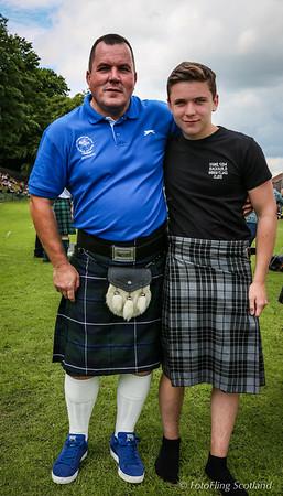 Mark and Ben Johnstone