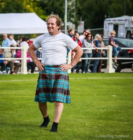 Michael Phillips - Scottish Backhold Wrestler