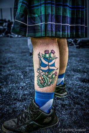 The Kilt & The Tattoo