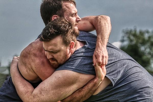 Backhold Wrestling: Paul Craig & Neil Alexander Mitchell