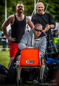 Callum Maclean, Zane Grey & Rab Clark