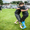 Gurvan Salaun & Anaëlle Le Pioletat Bute Highland Games 2013