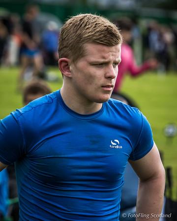 Scottish Backhold Wrestler: Ryan Ferrey