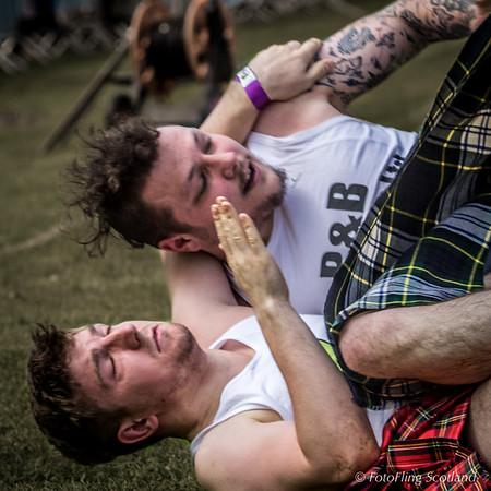 Backhold Wrestling: Greg Neilson & Scott Carson