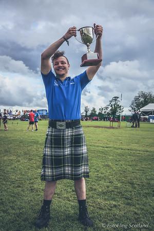 Cup Winner: Scott Carson