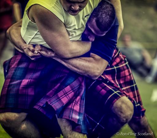 Scottish Backhold Wrrestling
