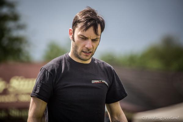 Scottish Backhold Wrestler: Scott Melia