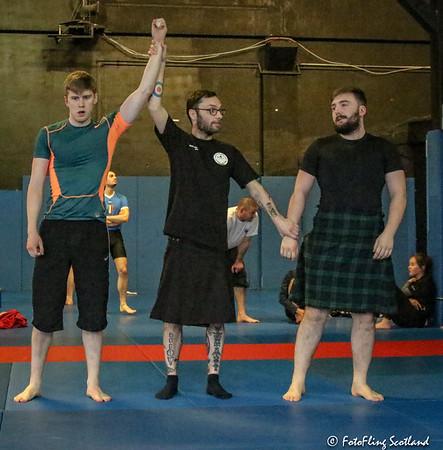 Wrestlers: Hjörtur Elí Steindórsson  & Matthew Southwell