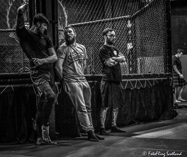 Backhold Wrestlers