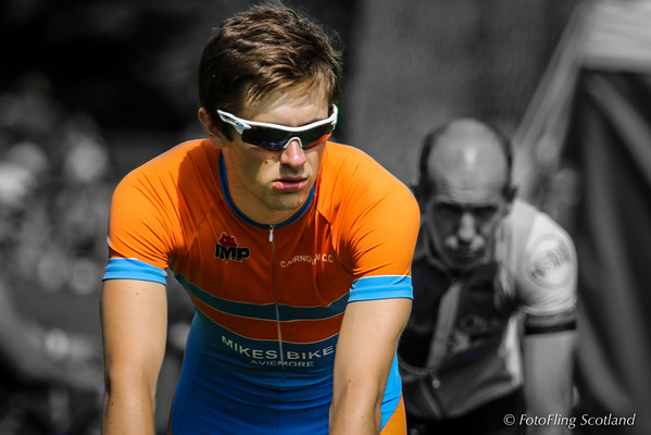 Charles Fletcher - Cyclist