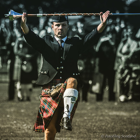 World Pipeband Championships, Glasgow