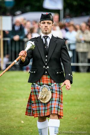 Drum Major Contest - Brian Wilson