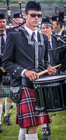Piper<br /> Inverkeithing Games 2001