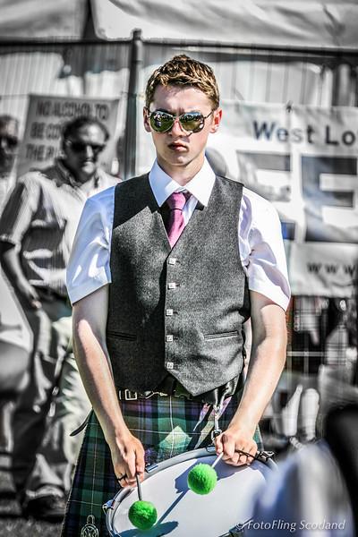 West Lothian Highland Games 2012