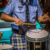 Police Drummer