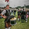 Drummer<br /> European Pipeband Championships in Gourock 2006