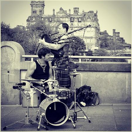 Kilt & Drums