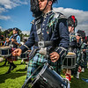 Drummers at Aboyne Games 2010