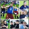 Bute Highland Games Faces