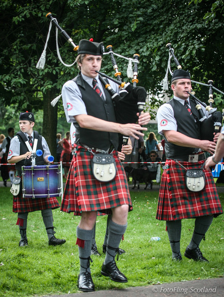 Pipes and Drum