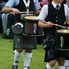 Skye Drummers<br /> Portree Highland Games 2008