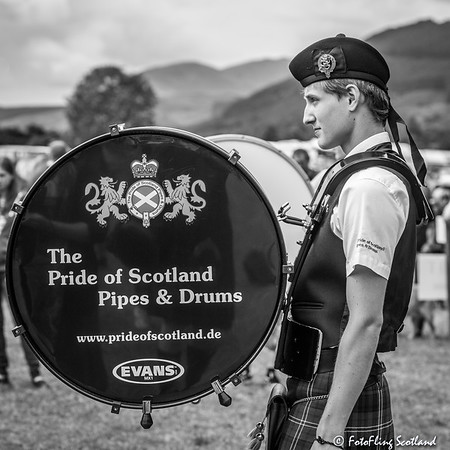 Pride of Scotland Pipes & Drums