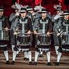 Top Secret Drum Corps - Edinburgh Military Tattoo 2015