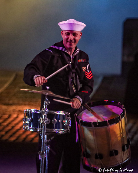 Sailor on Drums