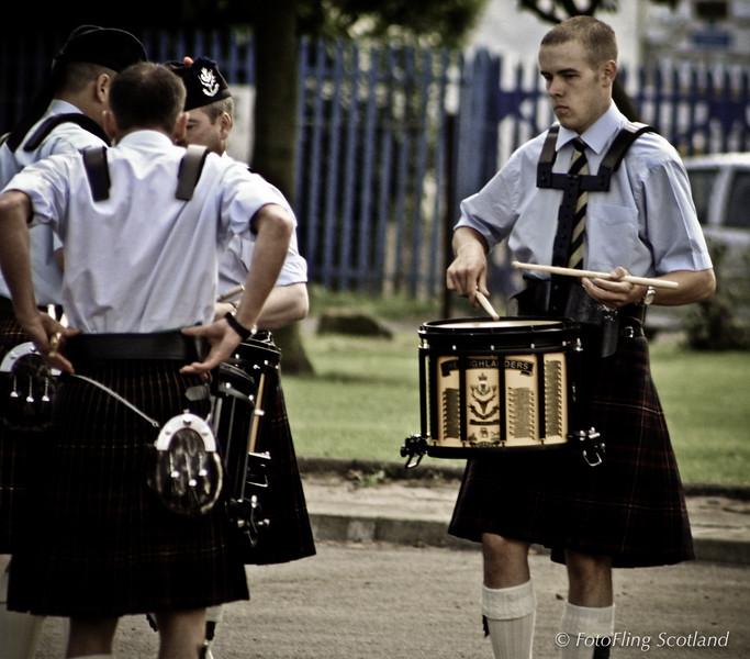 The Highlanders