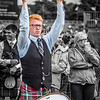 Tenor Drummer, Drum Major David McCormick