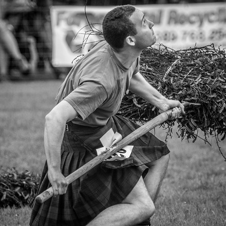 Tossing the Sheaf