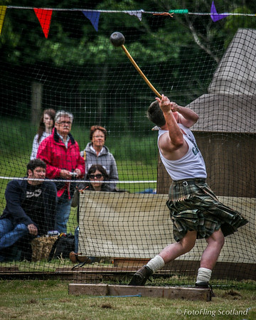 Drumtochty Highland Games 2010