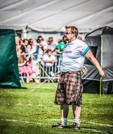 Craig Smith West Lothian Highland Games 2012
