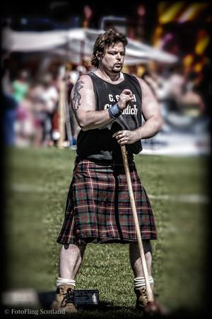 Craig Smith Bathgate & WestLothian Highland Games 2009
