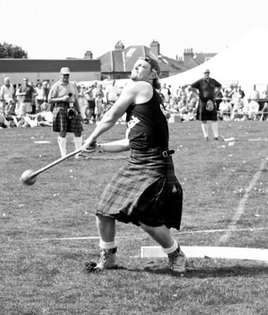 North Berwick Highland Games 2003