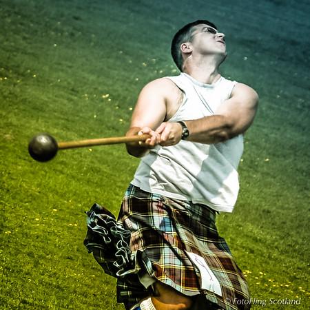 Fraser Ewan - Hammer Thrower